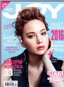 časopis Joy o Kantu